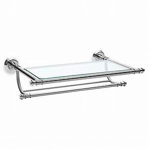 winthrop satin nickel train rack bed bath beyond With train rack bathroom shelf