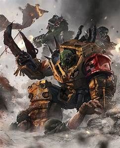 Imperator Guides: Orks Tactica - Meganobz