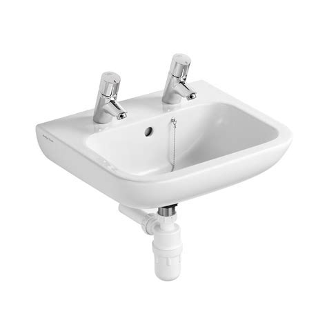 Armitage Shanks Portman 21 50cm basin with overflow and