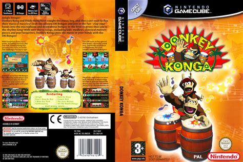 Donkey Konga Iso