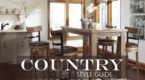 interior design style guide country furniture hm