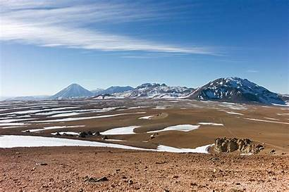 Chile Highest Mountain Alma Peaks Observatory Astronomical