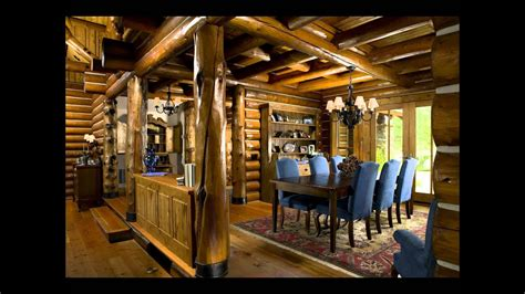 automated swedish cope log homes milled  rocky mountain log homes youtube