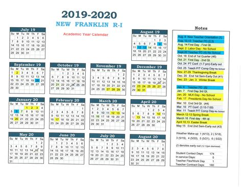 franklin school district calendar publicholidaysus