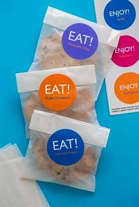 25 best ideas about cookie packaging on pinterest With cookie labels packaging