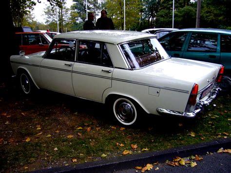 Fiat 2300 Saloon 1961 On Motoimgcom
