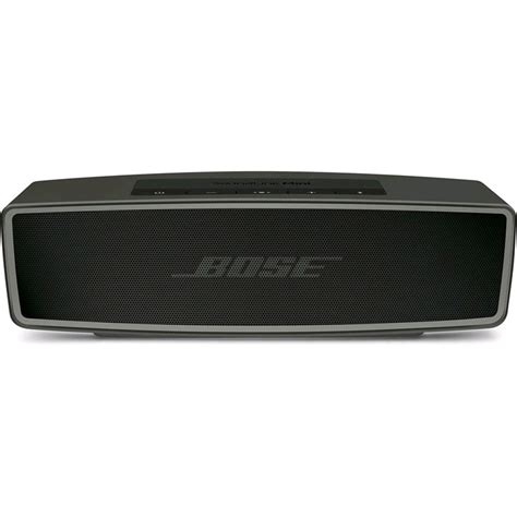 bose soundlink mini housse bose soundlink mini ii bluetooth speaker carbon deals special offers expansys singapore