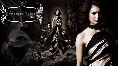 Vampire Diaries Wallpapers Poster Horror Season Chanel