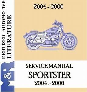 2004-2006 Harley Davidson Sportster Service-shop Manual