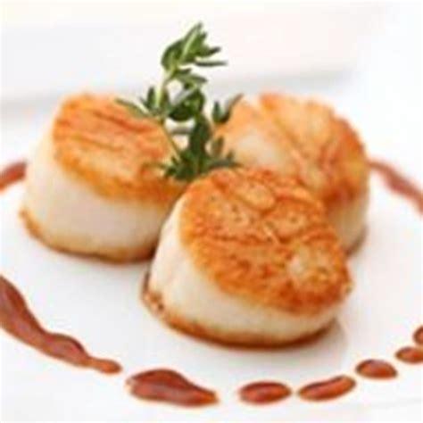 recettes cuisine minceur recette coquilles jacques sauce au cidre