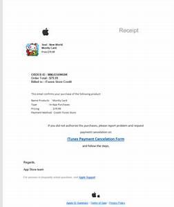 Mac Auf Rechnung : ich habe von apple eine rechnung bekommen das ich etwas ~ Haus.voiturepedia.club Haus und Dekorationen