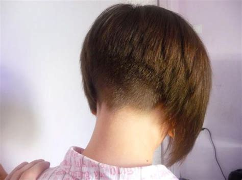 1000+ Ideas About Shaved Nape On Pinterest