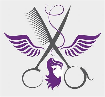 Scissors Comb Clipart Transparent Scissor Salon Haircut