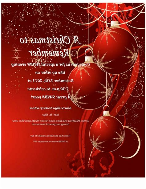 Funny Christmas Party Invitation Wording Unique Jewelry