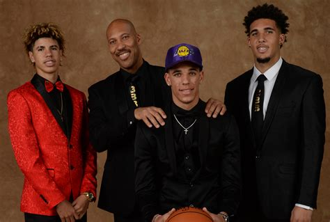 lavar lonzo ball  leave lakers   dont sign