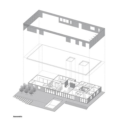 Gallery of Meadow House / Office Mian Ye - 14