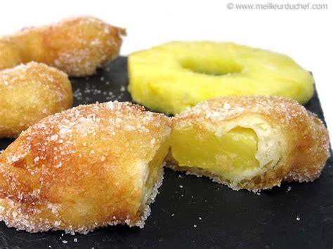 conversion cuisine beignet à l 39 ananas notre recette illustrée