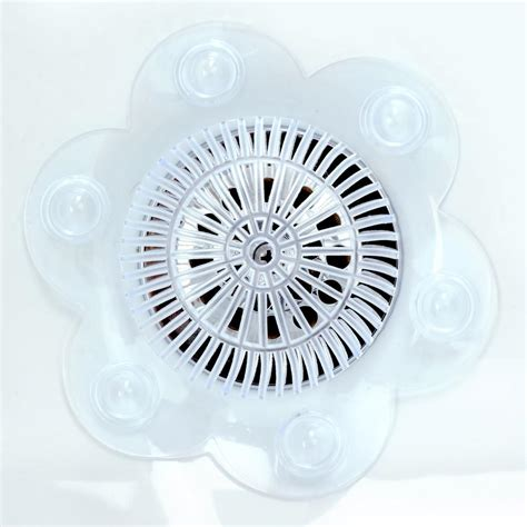Hair In Shower Drain - danco hair catcher for shower drain in chrome 10529 the