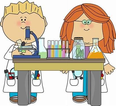 Science Class Websites Clip Classroom Elementary Experiment