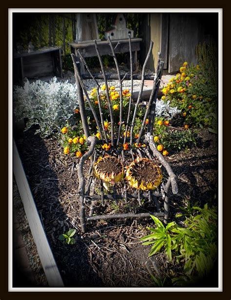 Primitive Rustic Garden Decor Photograph Found Primpyou