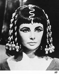 Elizabeth Taylor Cleopatra Black And White | www.pixshark ...
