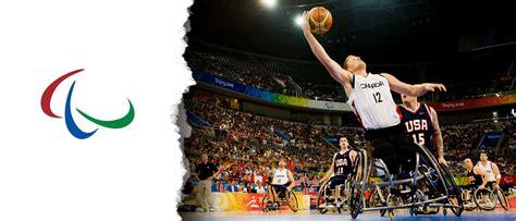 Paralympic Games - Wheelchair Basketball Canada
