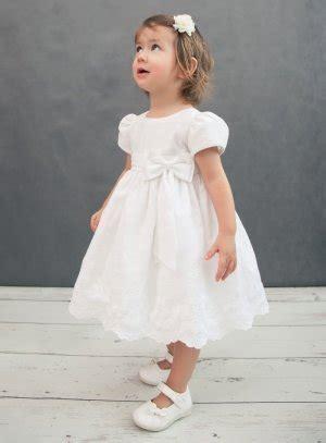 robe de bapteme fille robe de bapt 234 me fille b 233 b 233 coton blanche f0026