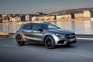 2018 Mercedes Benz GLA Class First Drive Review