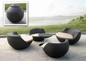 Alluring Modern Patio Furniture Outdoor Design Ideas