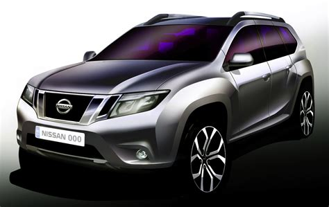 nissan india nissan india confirms new dacia duster based terrano suv