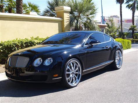 2005 Bentley Continental Gt 2 Door Coupe 177522
