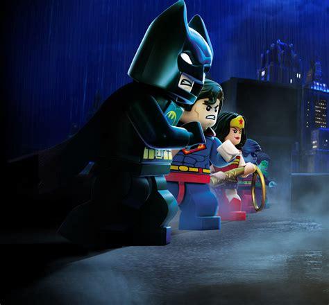 lego batman  dc super heroes  mac feral interactive
