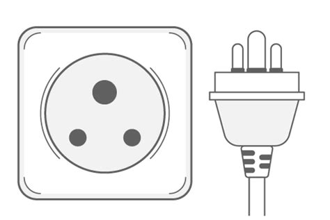 South Africa To Egypt Power Plugs And Sockets Compare