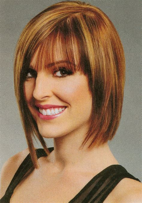 Layer Cut Hairstyle