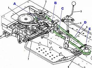 31 Ariens Riding Mower Belt Diagram