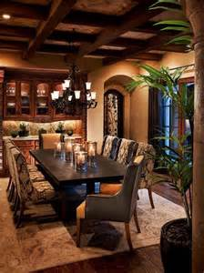 Tuscan Inspired Dining Room by Westward Look Resort In Tucson Az Bring The Wwl Style