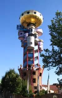 hundertwasser architektur kuchlbauer tower