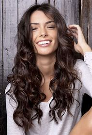 Hairstyles for Long Curly Hair Women