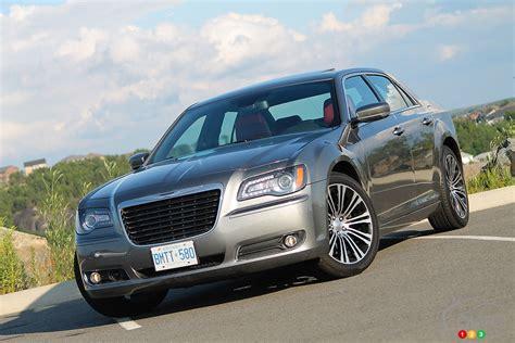 Chrysler 300 V6 by 2012 Chrysler 300 S V6 Car News Auto123