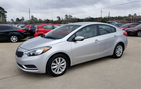 Used Kia Forte by 2014 Used Kia Forte Lx At Car Guys Serving Houston Tx
