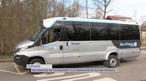 Flexigo : transports à la demande   TV78 - la chaîne des ...