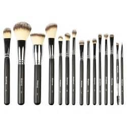 Brushes By Morphe -  Set 697  15 Piece Vegan Pro Brush Set