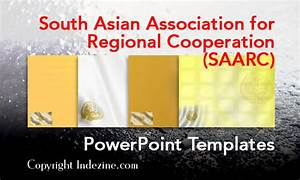 South Asian Association for Regional Cooperation (SAARC ...