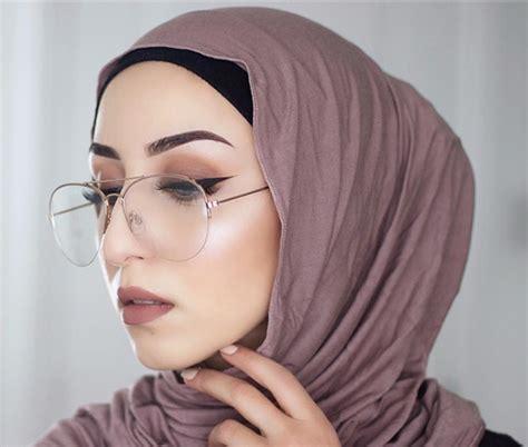 tips   hijabers  berkacamata  tetap rapi