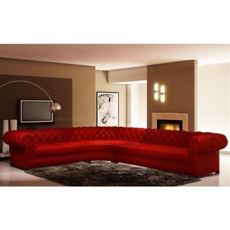 vente privé canapé canapé d 39 angle en cuir italien 7 8 places belisi