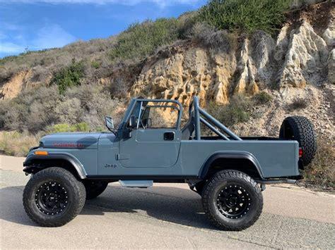 1984 Jeep Cj8 Scrambler For Sale