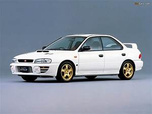 Subaru Impreza 1996 1997 1998 1999 2000 2001 Gc Workshop