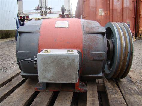 Westinghouse Electric Motor by Westinghouse 40hp Electric Motor 440v 474b56g33 Ebay