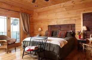 Rustic Wood Headboard Bedroom Ideas