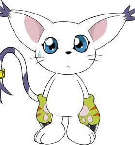 Tailmon Digimon Gatomon